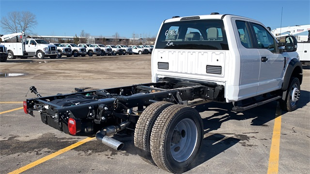 2020 Ford F-550 Super Cab DRW 4x4, Cab Chassis #F201474 - photo 1