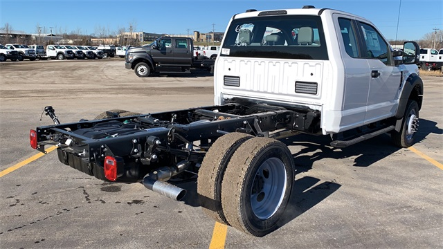 2020 Ford F-550 Super Cab DRW 4x4, Cab Chassis #F201488 - photo 1