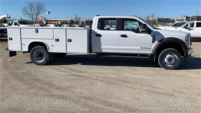 2020 Ford F-450 Crew Cab DRW 4x4, Knapheide Steel Service Body #F201493 - photo 10