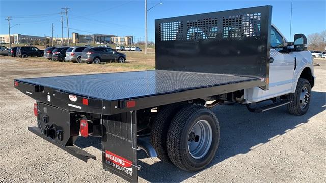 2020 Ford F-350 Regular Cab DRW 4x4, CM Truck Beds Platform Body #F201505 - photo 1