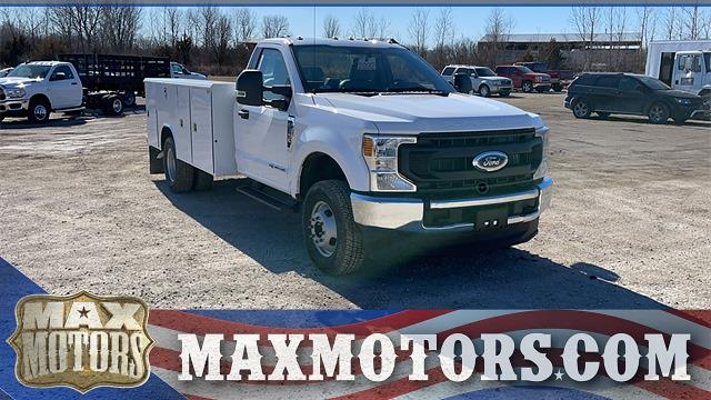 2020 Ford F-350 Regular Cab DRW 4x4, Reading Service Body #F201540 - photo 1