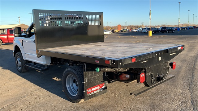 2020 Ford F-350 Regular Cab DRW 4x4, CM Truck Beds PL Model Platform Body #F201555 - photo 7