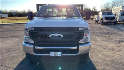 2020 Ford F-350 Regular Cab DRW 4x4, CM Truck Beds PL Model Platform Body #F201555 - photo 3