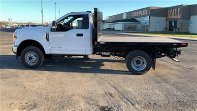2020 Ford F-350 Regular Cab DRW 4x4, CM Truck Beds PL Model Platform Body #F201555 - photo 5
