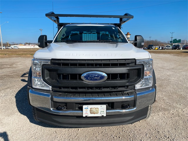 2020 Ford F-550 Regular Cab DRW 4x4, Knapheide Contractor Body #F201578 - photo 3