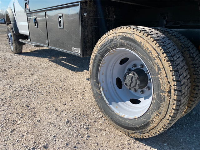 2020 Ford F-550 Regular Cab DRW 4x4, Knapheide Contractor Body #F201578 - photo 6