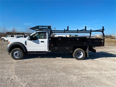 2020 Ford F-550 Regular Cab DRW 4x4, Knapheide Contractor Body #F201578 - photo 5