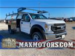 2020 Ford F-550 Regular Cab DRW 4x4, Knapheide Contractor Body #F201578 - photo 1