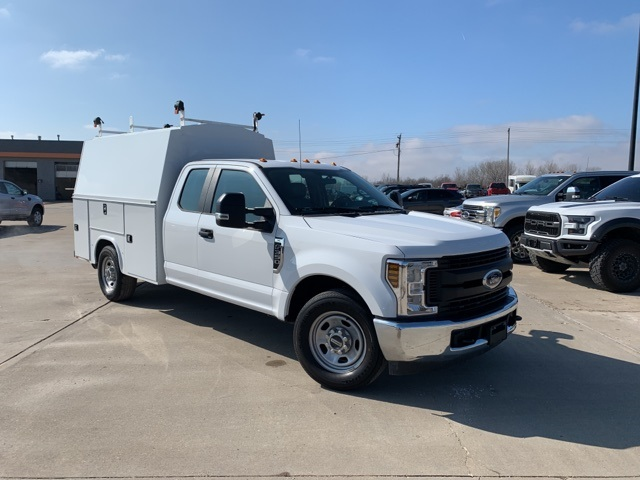 2019 F-350 Super Cab 4x2, Knapheide Service Body #F20296A - photo 1