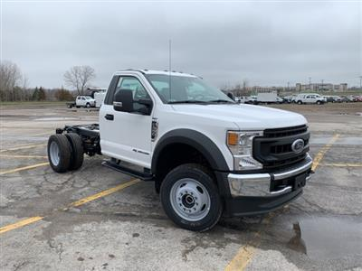 2020 F-550 Regular Cab DRW 4x4, Cab Chassis #F20303 - photo 1