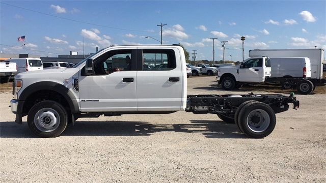 2020 Ford F-550 Crew Cab DRW 4x4, Cab Chassis #F20538 - photo 6
