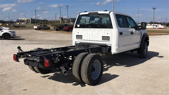 2020 Ford F-550 Crew Cab DRW 4x4, Cab Chassis #F20538 - photo 9