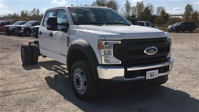 2020 Ford F-550 Crew Cab DRW 4x4, Cab Chassis #F20538 - photo 1