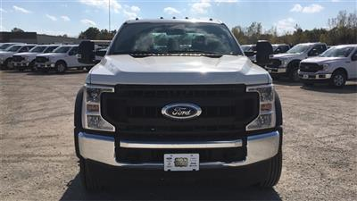 2020 Ford F-550 Crew Cab DRW 4x4, Cab Chassis #F20538 - photo 5