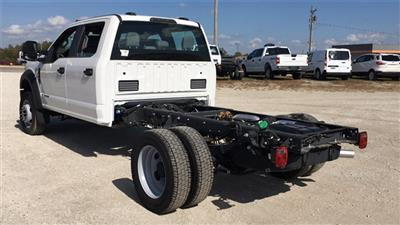 2020 Ford F-550 Crew Cab DRW 4x4, Cab Chassis #F20538 - photo 7