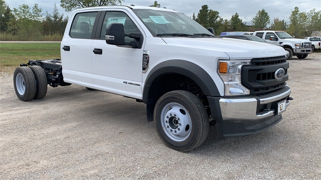 2020 Ford F-550 Crew Cab DRW 4x4, Cab Chassis #F20541 - photo 1