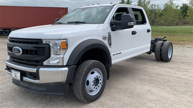 2020 Ford F-550 Crew Cab DRW 4x4, Cab Chassis #F20541 - photo 4