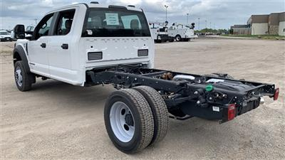 2020 Ford F-550 Crew Cab DRW 4x4, Cab Chassis #F20541 - photo 8