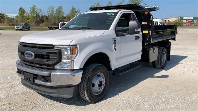 2020 Ford F-350 Regular Cab DRW 4x4, Monroe MTE-Zee Dump Body #F20626 - photo 4