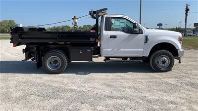 2020 Ford F-350 Regular Cab DRW 4x4, Monroe MTE-Zee Dump Body #F20626 - photo 10