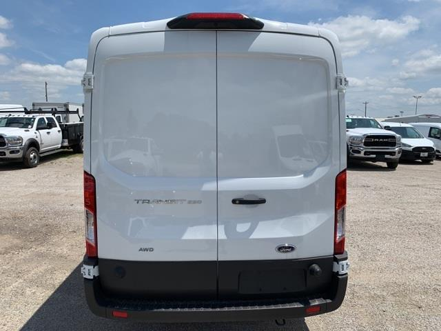 2020 Ford Transit 250 Med Roof AWD, Weather Guard Upfitted Cargo Van #F20650 - photo 10