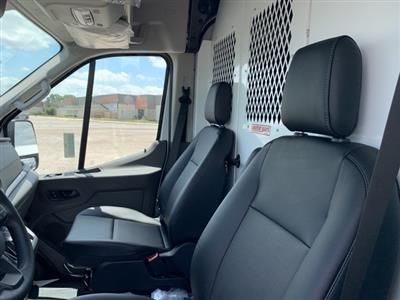 2020 Ford Transit 250 Med Roof AWD, Weather Guard Upfitted Cargo Van #F20650 - photo 11