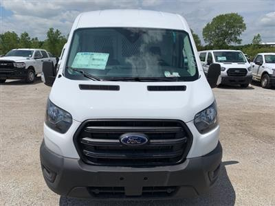 2020 Ford Transit 250 Med Roof AWD, Weather Guard Upfitted Cargo Van #F20650 - photo 3