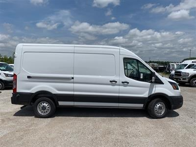 2020 Ford Transit 250 Med Roof AWD, Weather Guard Upfitted Cargo Van #F20650 - photo 4