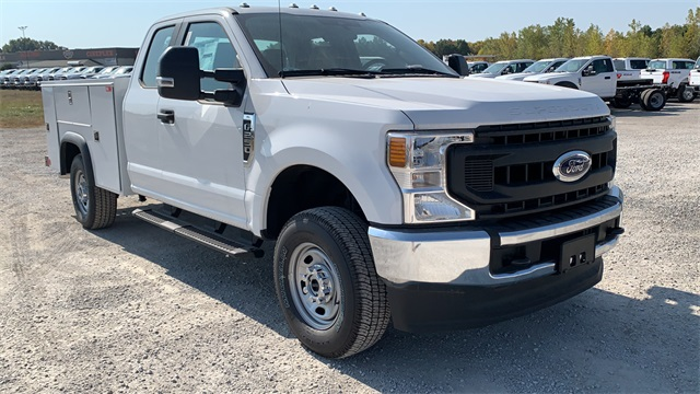 2020 Ford F-250 Super Cab 4x4, Monroe Service Body #F20667 - photo 1