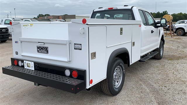 2020 Ford F-250 Super Cab 4x4, Monroe Service Body #F20668 - photo 1