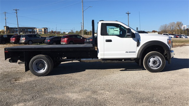 2020 Ford F-550 Regular Cab DRW 4x4, Knapheide PGNB Gooseneck Platform Body #F20674 - photo 10
