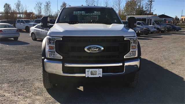 2020 Ford F-550 Regular Cab DRW 4x4, Knapheide PGNB Gooseneck Platform Body #F20674 - photo 3