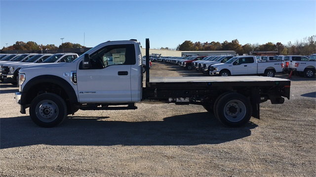 2020 Ford F-550 Regular Cab DRW 4x4, Knapheide PGNB Gooseneck Platform Body #F20674 - photo 5