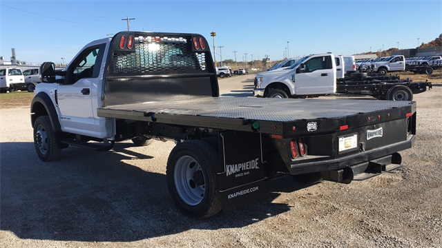 2020 Ford F-550 Regular Cab DRW 4x4, Knapheide PGNB Gooseneck Platform Body #F20674 - photo 6