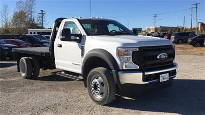 2020 Ford F-550 Regular Cab DRW 4x4, Knapheide PGNB Gooseneck Platform Body #F20674 - photo 1