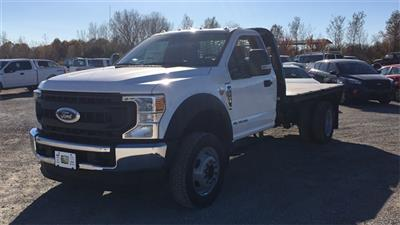 2020 Ford F-550 Regular Cab DRW 4x4, Knapheide PGNB Gooseneck Platform Body #F20674 - photo 4