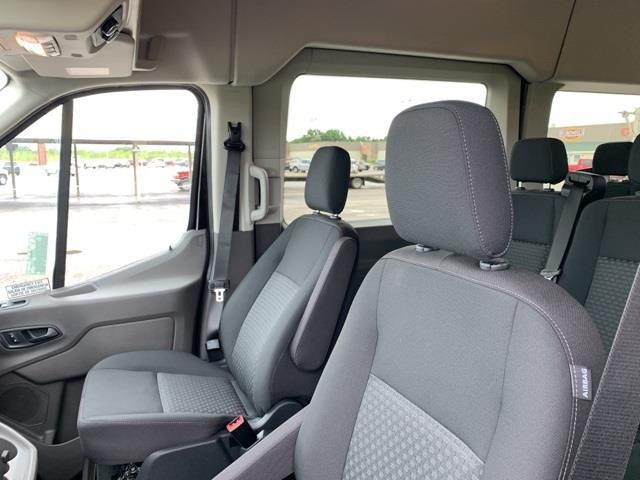 2020 Ford Transit 350 HD High Roof DRW RWD, Passenger Wagon #F20721 - photo 10