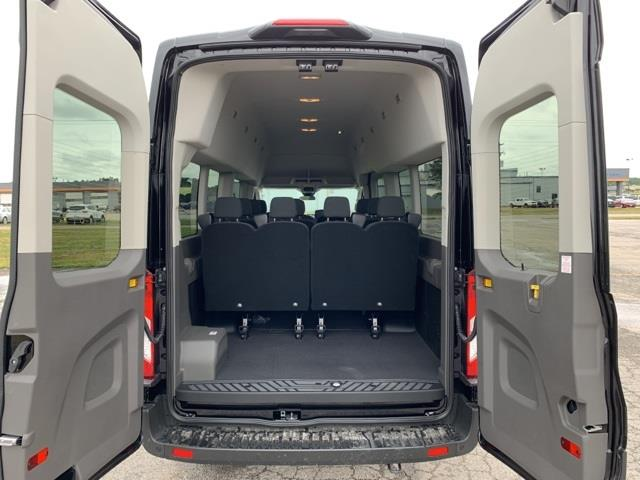 2020 Ford Transit 350 HD High Roof DRW RWD, Passenger Wagon #F20721 - photo 6