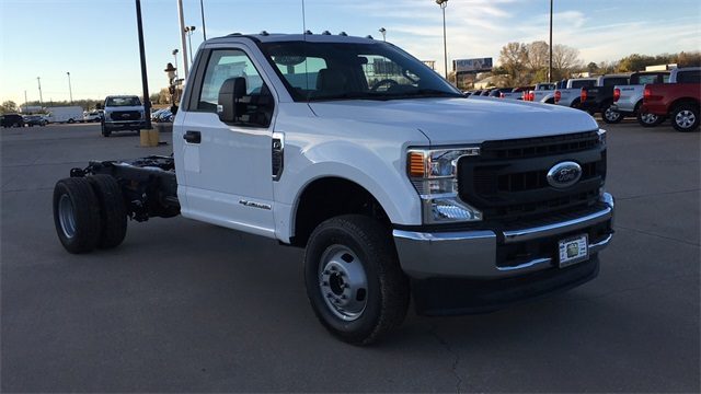 2020 Ford F-350 Regular Cab DRW 4x4, Cab Chassis #F20758 - photo 1