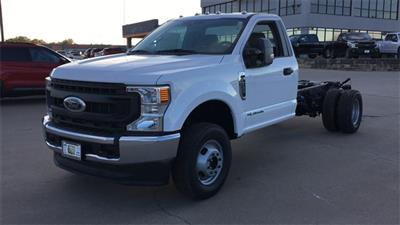 2020 Ford F-350 Regular Cab DRW 4x4, Cab Chassis #F20758 - photo 4