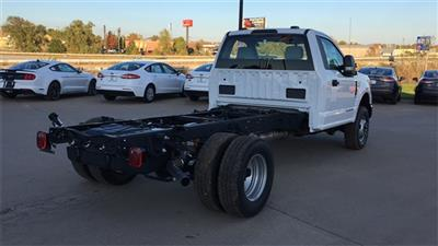 2020 Ford F-350 Regular Cab DRW 4x4, Cab Chassis #F20758 - photo 2