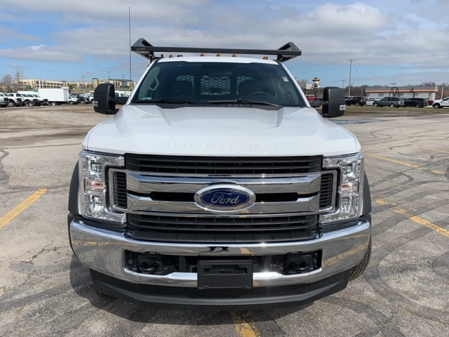 2019 Ford F-550 Crew Cab DRW 4x4, Knapheide Contractor Body #F91313 - photo 3