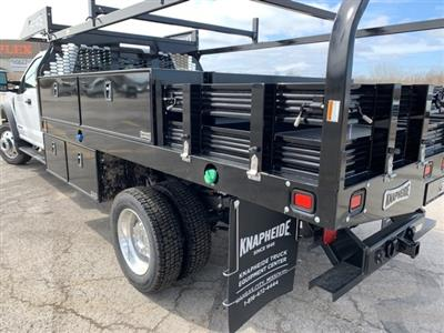 2019 Ford F-550 Crew Cab DRW 4x4, Knapheide Contractor Body #F91313 - photo 2