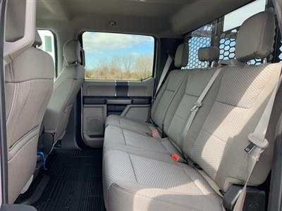 2019 Ford F-550 Crew Cab DRW 4x4, Knapheide Contractor Body #F91313 - photo 8