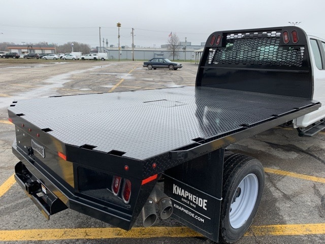 2019 F-550 Super Cab DRW 4x4, Knapheide Platform Body #F91330 - photo 1
