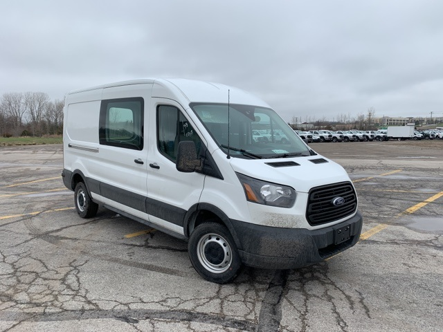 2019 Transit 350 Med Roof 4x2, Empty Cargo Van #F91344 - photo 1