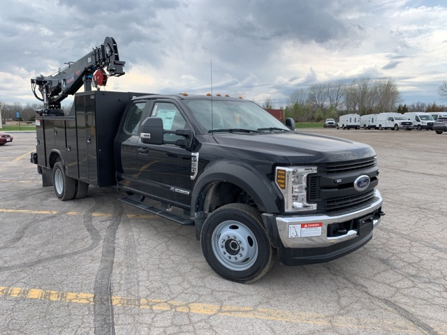 2019 F-550 Super Cab DRW 4x4, Knapheide Mechanics Body #F91367 - photo 1