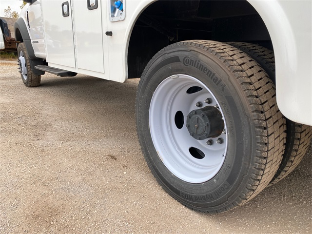 2019 Ford F-450 Regular Cab DRW 4x4, Knapheide Steel Service Body Crane Body #F91421 - photo 3