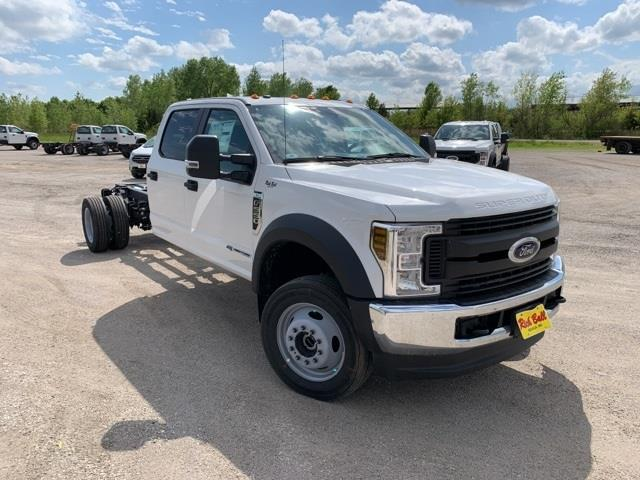 2019 Ford F-550 Crew Cab DRW 4x4, Cab Chassis #F91424 - photo 1