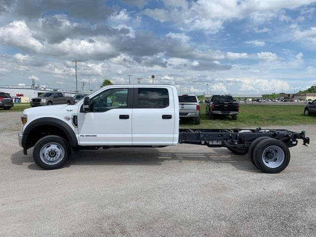 2019 Ford F-550 Crew Cab DRW 4x4, Cab Chassis #F91424 - photo 4